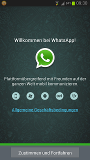 App - WhatsApp