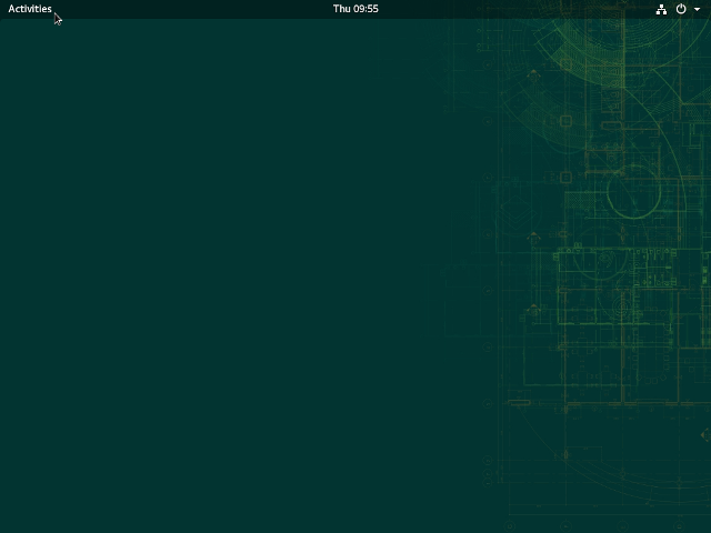 openSUSE Leap 15.1 - DVD - Activities