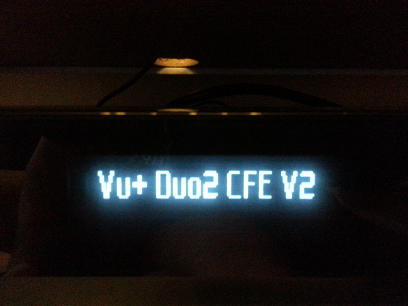 VU+ (VU Plus) Duo² - Bootloader