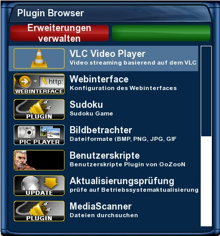 tachtler:dreambox:dreambox_dm7025_-_vlcplayer_-_hauptmenu_-_erweiterungen_-_plugin_browser_-_vlc_video_player.png