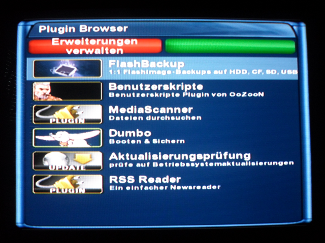 tachtler:dreambox:dreambox_dm7025_foto_-_hauptmenu_-_erweiterungen_-_plugin_browser.png